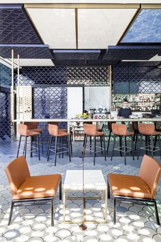 Galería de Blue Wave Bar / El Equipo Creativo - 5