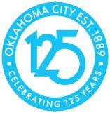 125 Years of Oklahoma City (USA)