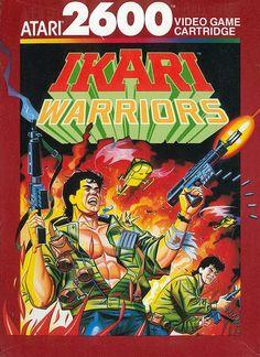 Atari Ikari Warriors