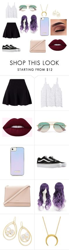 """""""summer wear/ party/beach"""" by lps-angelina on Polyvore featuring Miss Selfridge, Gucci, Vans, Kate Spade and Ippolita"""