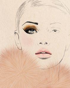 shu84: Sandra Suy Fashion Illustrations