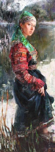 anna vinogradova art | Krasnodar, Rusya 1975 doğumlu Anna Vinogradova Yaroslav Sanat ...