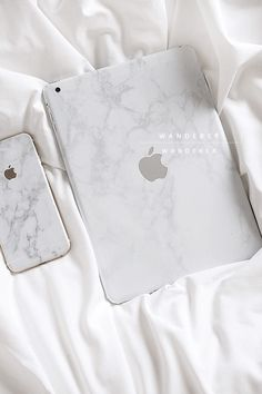White Marble Skin For iPad , Apartment - Wanderer Wanderer, Wanderer Wanderer - 1