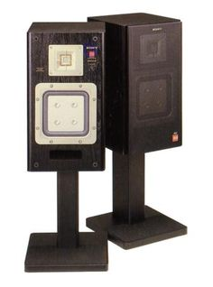 SONY APM-22ESAV  1986 Speaker System, Audio System, Sony Speakers, Audio Design, High End Audio, Loudspeaker, Audio Equipment, Audiophile, Turntable