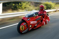 Akira Bike..