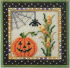 Pretty Fall needlepoint