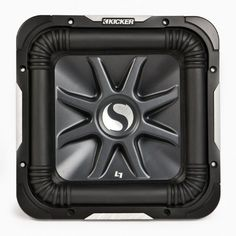 "Kicker 10"" Solo-Baric L7 Car Subwoofer 4 OHM DVC 11S10L74 by Kicker. $232.39. Solo-Baric L7 Subwoofer technology continues to maintain the title as the first and foremost authority on bass. It was the world's first patented square subwoofer, supplying the extra decibels needed for deep, musical bass in a mobile audio system. The Solo-Baric's cutting-edge, square-sub design ultimately means more cone area, more air displacement and, therefore, more decibels than a conventi..."