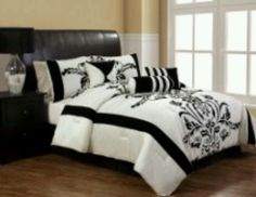 Tori's new bedding