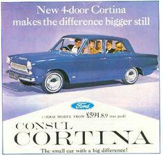 Transit Mk 1 Etc Ford Badge Corsair Zephyr Lotus Cortina Anglia
