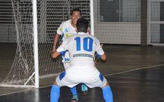 ¡Primera victoria en la historia de la #LigaArgosFutsal para #Campaz! Lo hizo frente a #Utrahuilca 5-4 (segunda fecha)