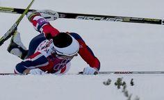 Maiken Caspersen Falla i Ola Vigen Hattestad wygrali finały sprintów narciarskich na igrzyskach w Soczi. Sromotną porażkę poniosły Marit Bjoergen i Kikkan Randall, a w finale u mężczyzn miał miejsce karambol z udziałem aż trzech zawodników!
