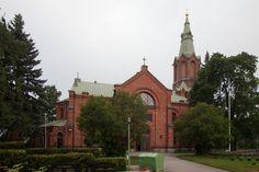Messukylän kirkko. Kirkot - Tampereen seurakuntayhtymä