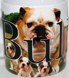 English-Bulldog-Coffee-Mug-Jumbo-Americaware-2007-Ceramic-Puppy-Dog