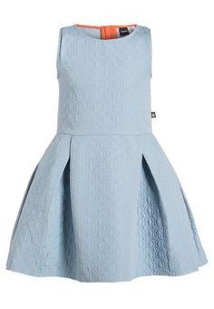PepeandNika PepeNika Little Apparel Molo festliche Kindermode Kleid hellblau