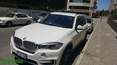 https://flic.kr/p/GP7Fqt | Australian Federal Police | BMW X5 Unmarked Police vehicle. Perth CBD, WA