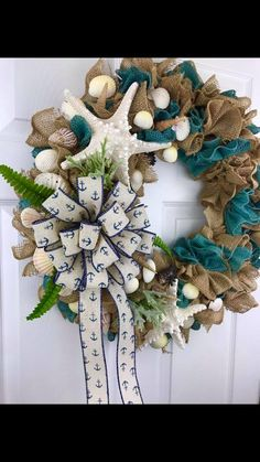 """Learn how to make an absolutely gorgeous grapevine wreath that will surely impress any of your neighbors and guests! You will need:[list][*]2 Rolls 5.5"""" 10 yard…"""