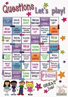 free printable games for learning english printable board games for learning english english games english class - 101 Printables Kids English, English Lessons, Learn English, Learn French, French Lessons, Spanish Lessons, English English, Korean English, Games For English Class