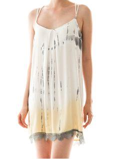 Tie Dye Lace Dress | Cooper & Bailey's Boutique