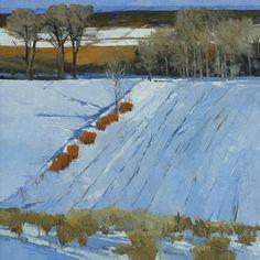 Dinah Worman landscapes