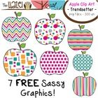 Use these cute little apples to dress up your classroom, bulletin boards, labels, or teaching materials! This set of graphics can be used in your classroom or in products you sell.  The set includes 7 individual png files (transparent background). Each apple is a different design and all are 300 dpi for high quality printing!