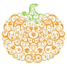 cool looking pumpkin
