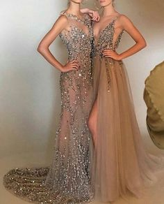 2017 Long Sleeve Gold Prom Dresses,Long Evening Dresses,Prom Dresses On Sale Want a glamorous red carpet look for a fraction of the price? Gold Prom Dresses, Prom Dresses For Sale, Sexy Dresses, Beautiful Dresses, Bridesmaid Dresses, Blush Evening Dress, Blush Gown, Evening Dresses, Lace Dress