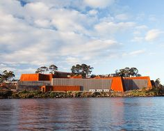 Hobart- MONA museum of old and new art