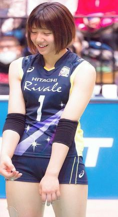 Volleyball Shorts, Beach Volleyball, Volleyball Setter, Volleyball Pictures, Cheer Pictures, Female Volleyball Players, Women Volleyball, Beautiful Athletes, Beautiful Japanese Girl