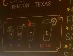 Sizing of drinks at the local bar #Followme #CooliPhone6Case on #Twitter #Facebook #Google #Instagram #LinkedIn #Blogger #Tumblr #Youtube