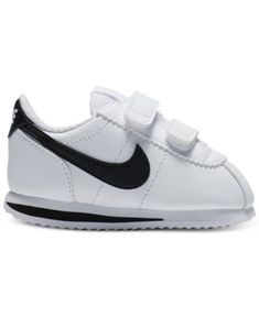 e0ef8711d7d9 Nike Toddler Boys  Cortez Basic Sl Casual Sneakers from Finish Line -  WHITE BLACK 4