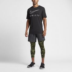Nike Pro HyperCool Men's Printed Tights