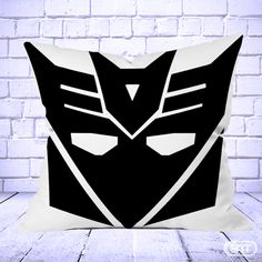 Best Transformers Decepticon Logo Pillow Cases