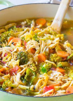 keto soup recipes