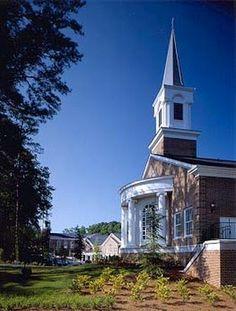 Kellett Chapel at Peachtree Presbyterian Church