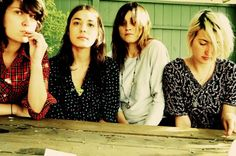 "Listen to #Warpaint's new single, ""Biggy"" and see their 2014 tour dates."