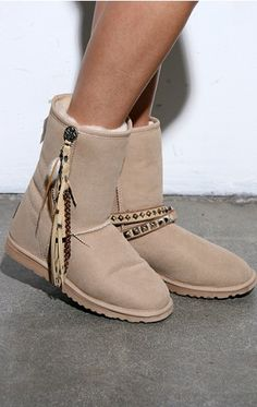 Gypsy Boots - SHOES - ACCESSORIES