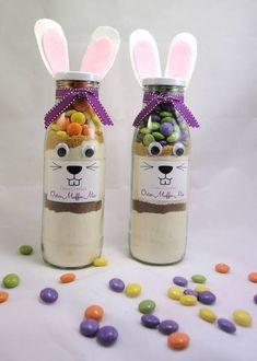 Oster-Muffin-Mix Hüpf hüpf :) von Zucker Queen Manufaktur auf DaWanda.com