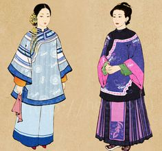 Culture Insider: Changes in women's fashion - Chinadaily.com.cn