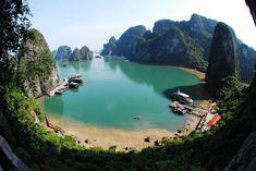 Cat Ba Island - Ha Long Bay, Vietnam