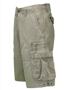 Molecule Cargo Shorts - Cruisers - www.trendcoreclothing.co.uk
