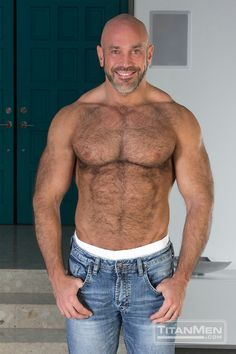 Gay Poilu Muscle hommes porno