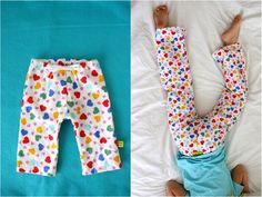TUTORIAL: PJ Pants for Babies and Kids   MADE