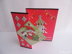 Easy Fancy Fold Card Tutorial
