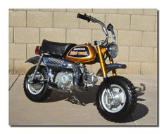 My first motorbike :) 1972 Z50