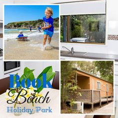 Booking For A Reservation At A Beach Holiday Park Holiday Park, Beach Holiday, Outdoor Decor, Books, Libros, Book, Book Illustrations, Libri