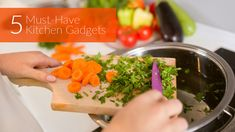 5 Must-Have Kitchen Gadgets // What's Up, USANA?