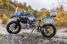 Você já pode montar uma moto BMW R1200GS em casa. Leia mais