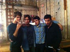 Keegan, Tyler, Brendan, and Yani