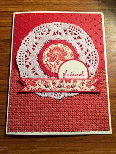 Stampin Up! Only