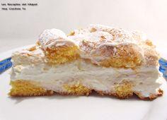 Tarta Cardenal, dulce típico de Mallorca  http://cincuentopia.com/